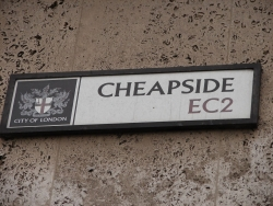 guess which one we did? and who knew there was a cheap side to London?