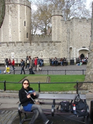 last-minute tourism at the Tower of London