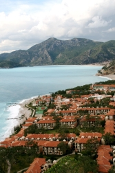 the more resorty side to life around Fethiye