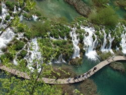 TRAVEL - Plitvice and Opatija May Day (May 2009)