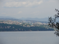 Rijeka, Croatia - looks good from afar but we don't recommend it up close and personal