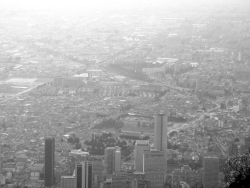yup, its a giant sprawl (but looks kinda good in black and white, no?)