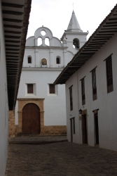 Villa de Leyva: our first taste of colonial Colombia