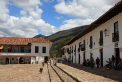 some more views of chariming Villa de Leyva by day