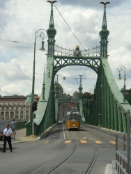 the Budapest trams - for all the complaints, we really liked the public transport