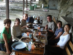...overeating Macedonian style yet again-we never learn