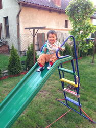107 - I climbed up this slide all by myself.jpg