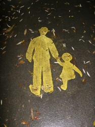 Budapest - the friendliest place on earth for disabled child pedestrians