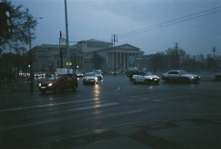 Hero's square on a bad bad day