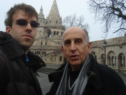 On the Fishermen's Bastion