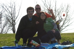gelert picnic officialy a success - Peace Out Budapest