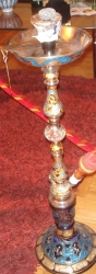 so its time to go home and light up the hookah