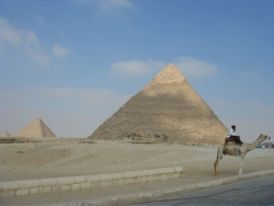 Ognen's one day in Cairo
