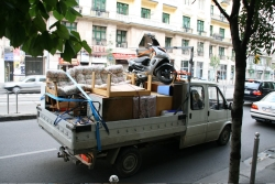 Budapest's answer to U-haul