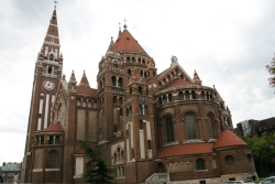 even more Szeged cathedral