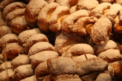 X-mas pastires - better in picture than in taste
