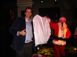 but at least Magyar Clause made an in personam appearance at the big W&C bash to give Ognen a little sometin'-sometin'